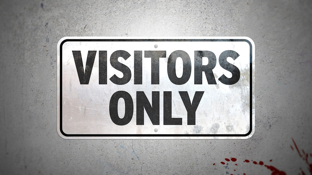 Visitors Only: A Short Film by Tranquilo Way project video thumbnail