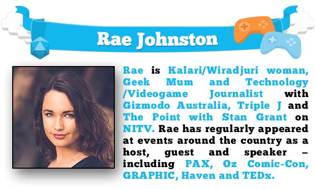 Rae Johnston