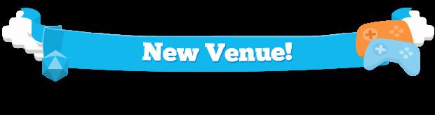 New venue!