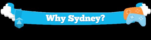 Why Sydney again?