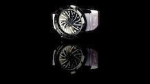 Spiral Designed Watch