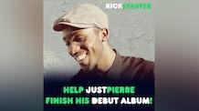 Help JustPierre Finish Debut Album!