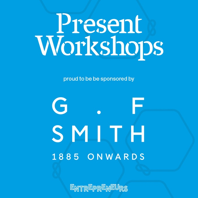 Proudly supported by G.F Smith