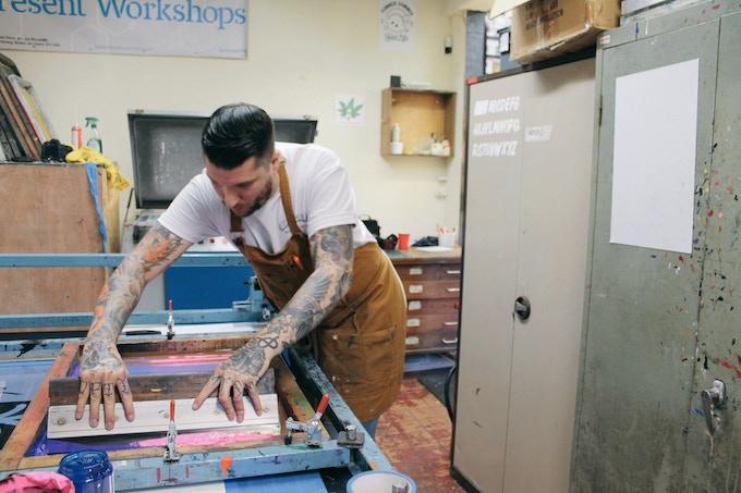 Print in Process — Bilos