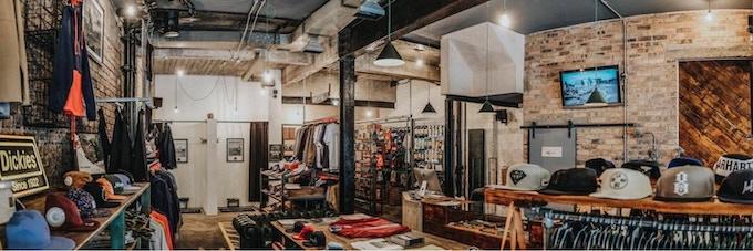 Entrepreneurs Store, by Daniel Moore