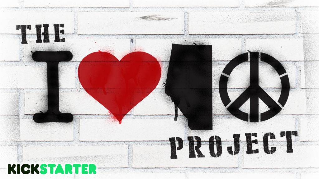 The I Love Alberta Peace Project project video thumbnail
