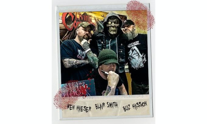 Corpse Crew Ken, Blair and Buz