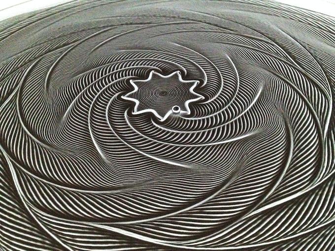 Sisyphus The Kinetic Art Table By Bruce Shapiro