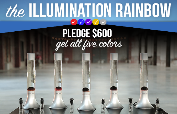 Get The Illumination in every color