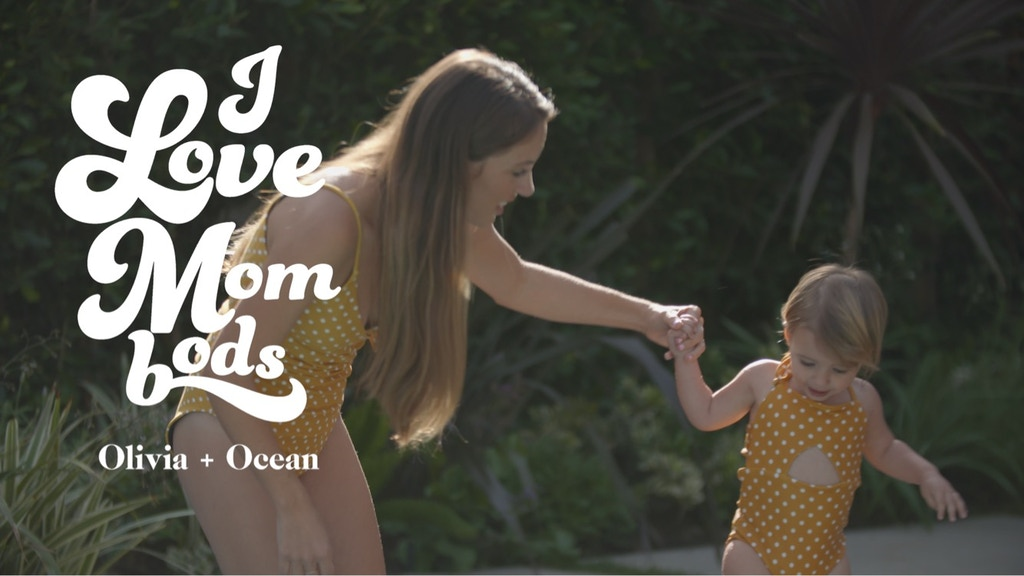 The Swimsuit Every Mom Bod Needs by Olivia + Ocean project video thumbnail