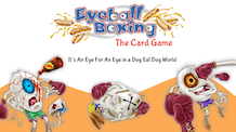Eyeball Boxing - The Card Game
