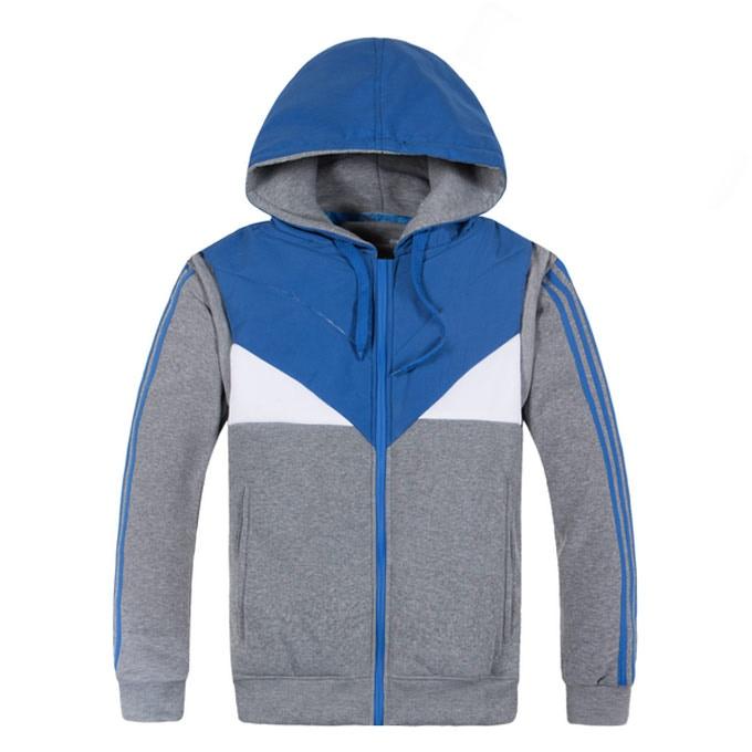 Blue and Grey Jacket