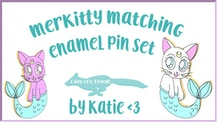 Merkitty Matching Lapel Pins