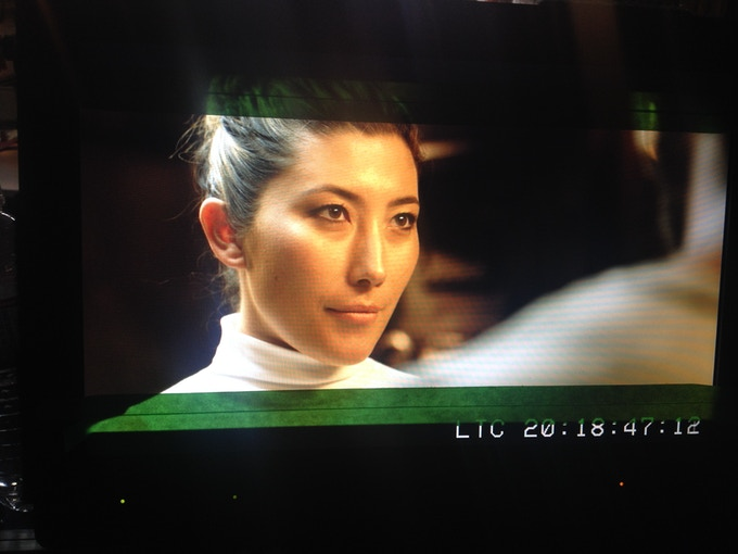 "Dichen Lachman as ""Kitty"" in WEBCAM"