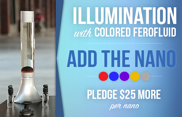 Get The Illumination and add The Nano to your pledge