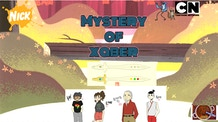 Mystery of Xaber: Animated Series
