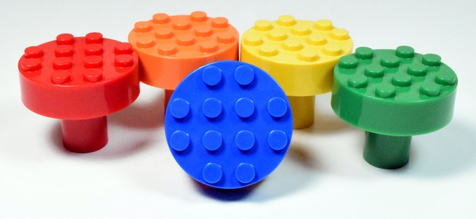 Brick BOSS Table: LEGO-Themed Build Table and Toy Storage by Travis ...