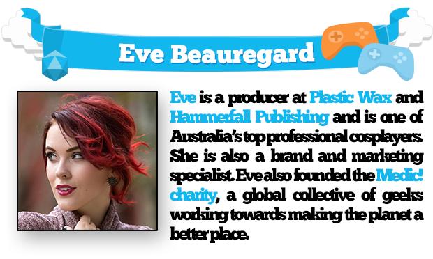 Eve Beauregard