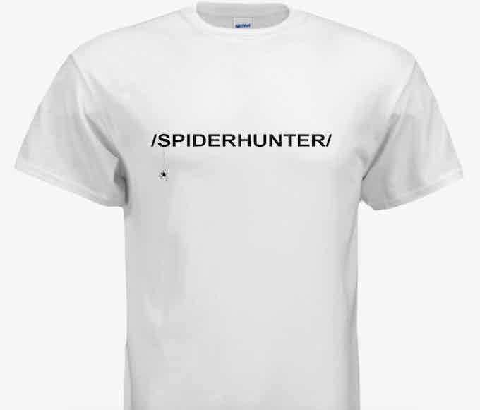 /SPIDERHUNTER/ T-Shirt