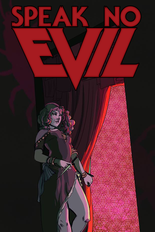 This variant cover/print was created by James Ferry