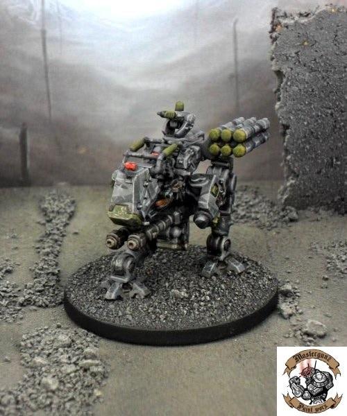 HADES Recon Light Walker