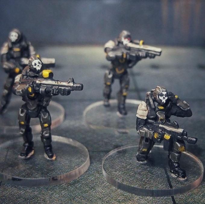 HADES Reaper Team