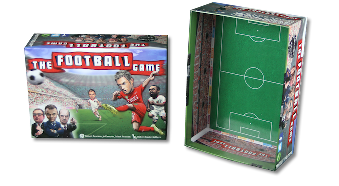 Prototype Box Shown