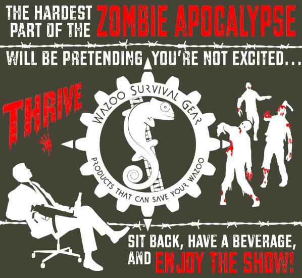 Zombie Koozie