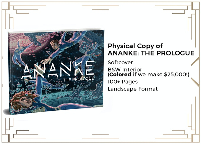 MINIMUM $40 DONATION to get SOFTCOVER BOOK! FOR $80, YOUR NAME will be in the THANK YOU Section of the Novel!! Created & Written by Natalie Raffaele, Illustrated by Aaron Parks. Font, Image & Layout Not Final. Example Only.
