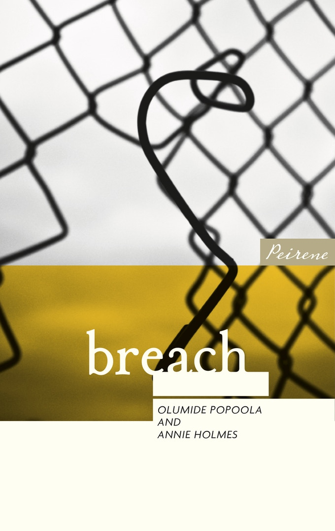 Peirene Now! No.1, breach