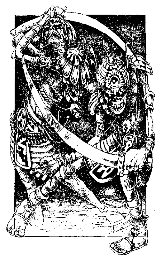 Original 1984 interior illustration #12 by Leo Hartas - to appear in colour in this Collector's Edition