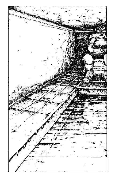 Original 1984 interior illustration #15 by Leo Hartas - to appear in colour in this Collector's Edition
