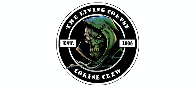Corpse Crew patch design