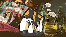 Pond Scum Comics: BIG BANG!