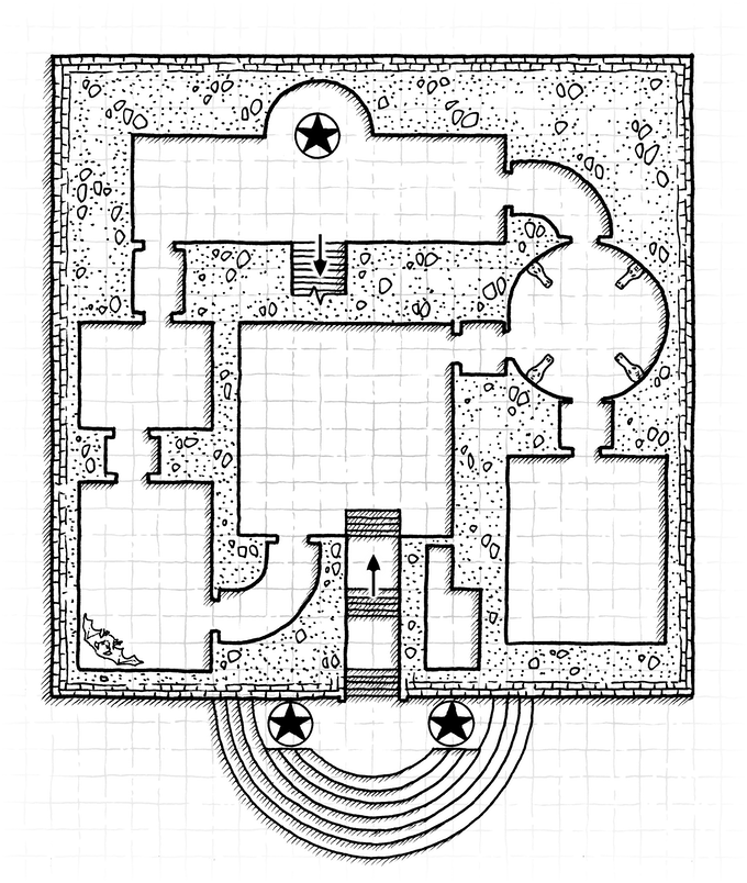 Temple Level 1 by Glynn Seal