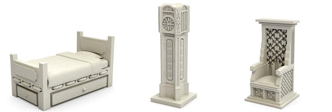 Set The Scene With 25+ Pieces of Themed Terrain