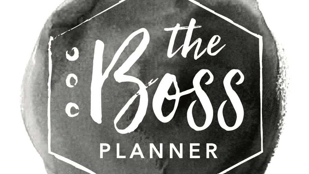 The Boss Planner: An Outspoken Guide to Getting Shit Done project video thumbnail