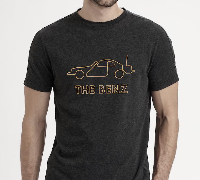 Our Kickstarter exclusive T-shirt