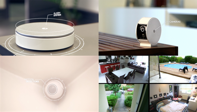 Alarm systems, cameras, motion detectors, and many other security objects are compatible with Zac.