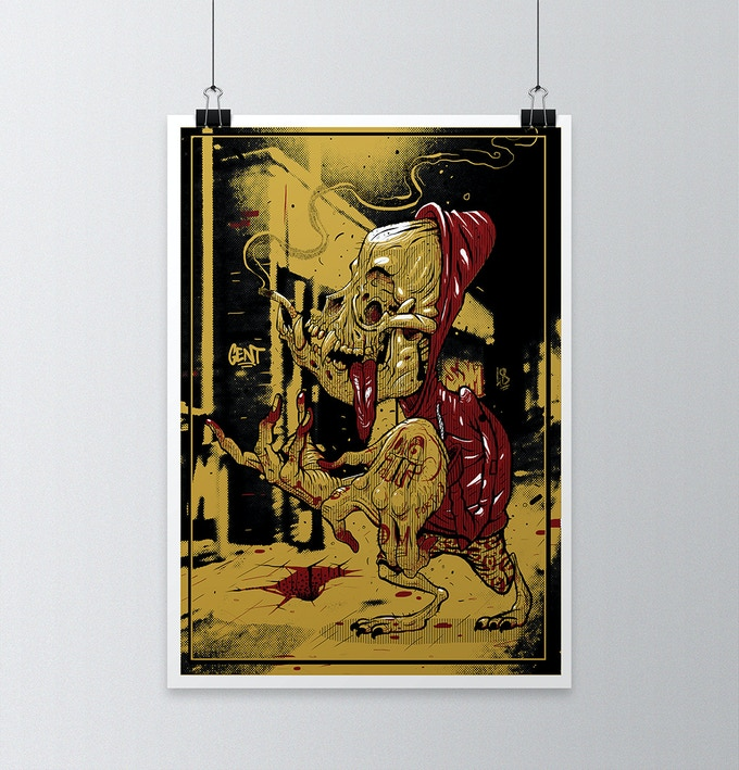Gent 48 (Large Print)