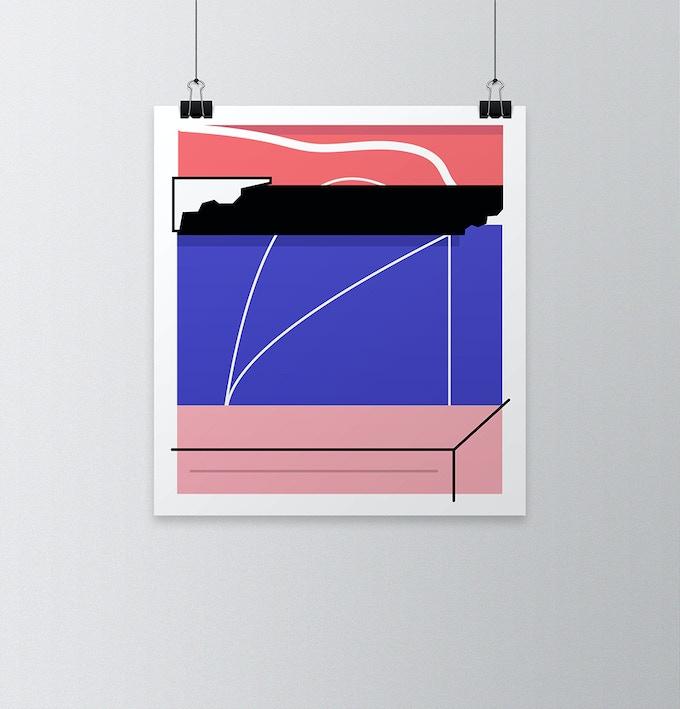 Piano (Medium Print)