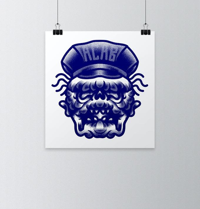 Mr Gauky (Small Print)
