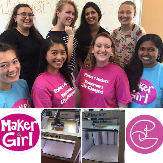 MakerGirl STEM Workshop - hosted by Preemadonna