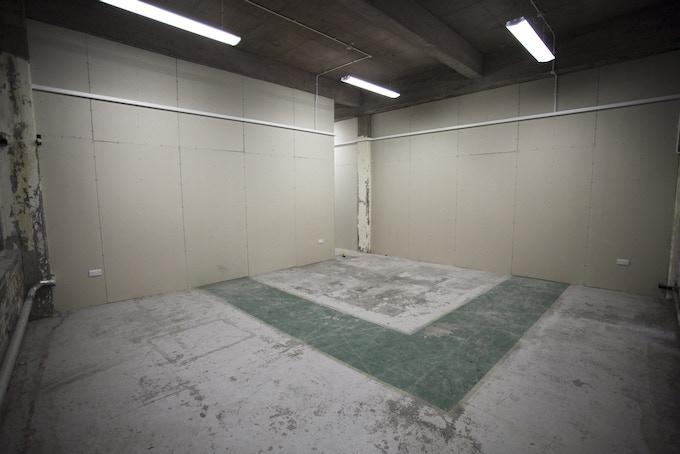 New (empty) Workshop