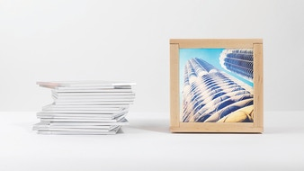 LitPix: Turn Your Mobile Photos into a Lamp of Modern Art