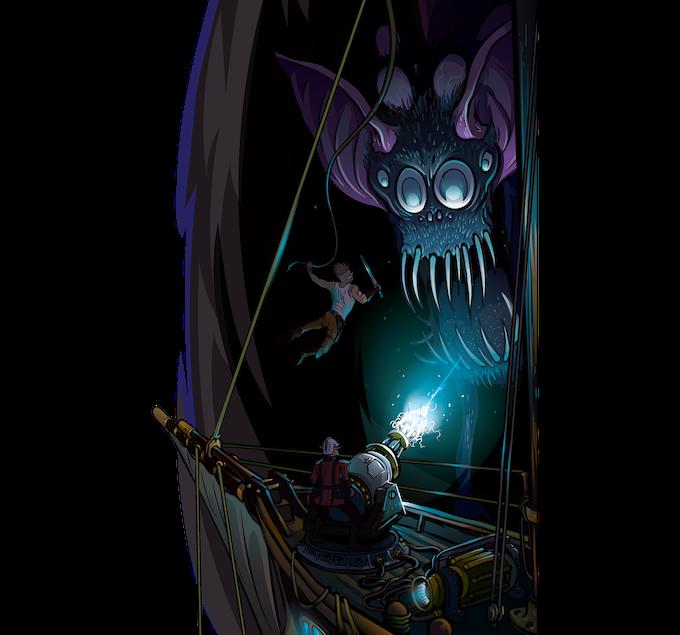 A Voyage into the Dark