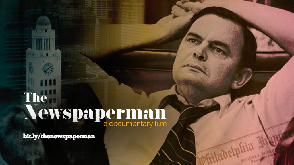 The Newspaperman | a documentary film project video thumbnail