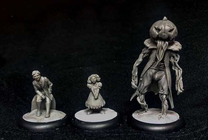 The Stars of The Dread Wedding