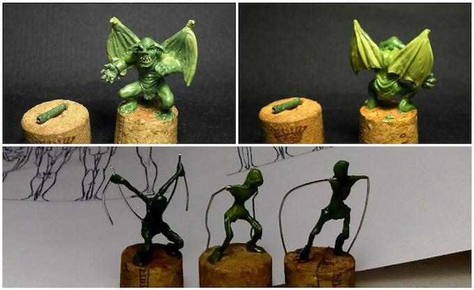 Gargoyle Green 1