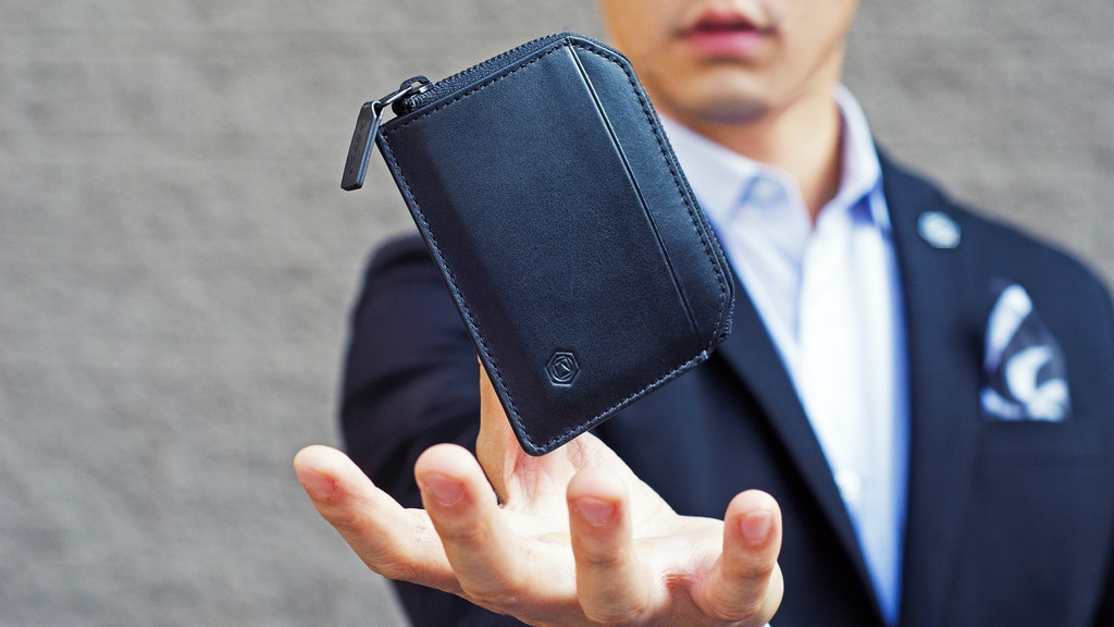 Accomplice™: The Ultimate High-Capacity Slim Wallet project video thumbnail